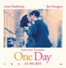 One Day - Dutch Movie Poster (xs thumbnail)