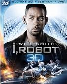 I, Robot - Blu-Ray movie cover (xs thumbnail)