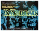 Day of the Dead - British Movie Poster (xs thumbnail)