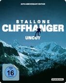 Cliffhanger - German Movie Cover (xs thumbnail)