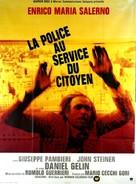 La polizia è al servizio del cittadino? - French Movie Poster (xs thumbnail)