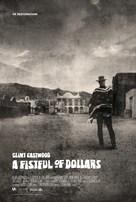 Per un pugno di dollari - British Movie Poster (xs thumbnail)