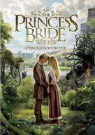 The Princess Bride - Canadian DVD movie cover (xs thumbnail)