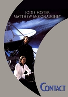 Contact - DVD movie cover (xs thumbnail)