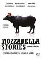 Mozzarella Stories - Italian DVD movie cover (xs thumbnail)