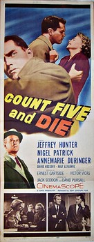 Count Five and Die - Movie Poster (xs thumbnail)
