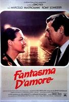 Fantasma d'amore - Italian Movie Poster (xs thumbnail)