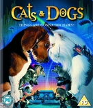 Cats & Dogs - British Movie Cover (xs thumbnail)