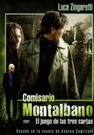 """Il commissario Montalbano"" - Spanish DVD movie cover (xs thumbnail)"