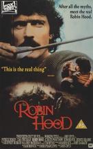 Robin Hood - British VHS movie cover (xs thumbnail)