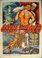 Les yeux sans visage - Italian Movie Poster (xs thumbnail)