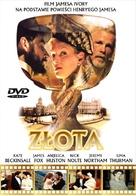 The Golden Bowl - Polish Movie Cover (xs thumbnail)