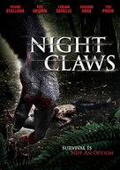 Night Claws - DVD cover (xs thumbnail)