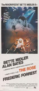 The Rose - Australian Movie Poster (xs thumbnail)