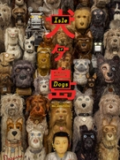 Isle of Dogs - Movie Cover (xs thumbnail)