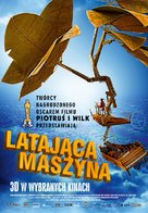 The Flying Machine - Polish Movie Poster (xs thumbnail)
