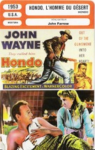 Hondo - French poster (xs thumbnail)