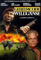 Geheimcode: Wildgänse - German Movie Cover (xs thumbnail)