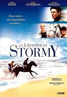 Virginia's Run - French DVD cover (xs thumbnail)