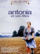 Antonia - French Movie Poster (xs thumbnail)
