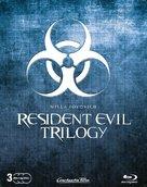 Resident Evil - Blu-Ray cover (xs thumbnail)