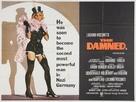 La caduta degli dei (Götterdämmerung) - British Movie Poster (xs thumbnail)