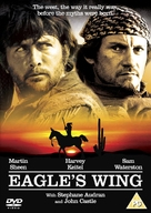 Eagle's Wing - British DVD cover (xs thumbnail)
