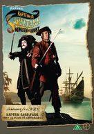 Kaptein Sabeltann - Norwegian DVD cover (xs thumbnail)