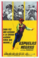 Black Spurs - Argentinian Movie Poster (xs thumbnail)