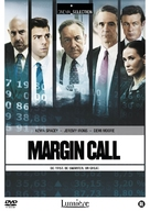 Margin Call - Belgian DVD cover (xs thumbnail)