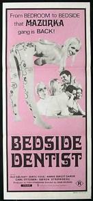 Tandlæge på sengekanten - Australian Movie Poster (xs thumbnail)