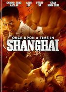 Once Upon a Time in Shanghai - DVD cover (xs thumbnail)
