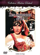 Golden Earrings - French DVD cover (xs thumbnail)