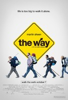 The Way - Movie Poster (xs thumbnail)