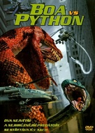 Boa vs. Python - Czech DVD cover (xs thumbnail)