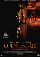 Open Range - Spanish Movie Poster (xs thumbnail)
