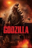 Godzilla - DVD cover (xs thumbnail)