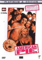 American Pie - German Movie Cover (xs thumbnail)