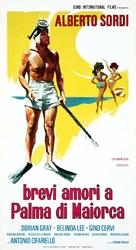 Brevi amori a Palma di Majorca - Italian Theatrical poster (xs thumbnail)