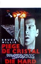 Die Hard - Belgian Movie Poster (xs thumbnail)