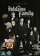 """The Addams Family"" - British DVD cover (xs thumbnail)"