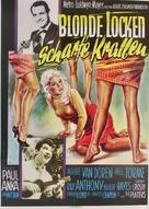 Girls Town - German Movie Poster (xs thumbnail)