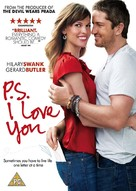 P.S. I Love You - British DVD movie cover (xs thumbnail)