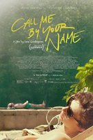 Call Me by Your Name - Thai Movie Poster (xs thumbnail)