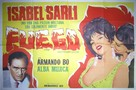 Fuego - Argentinian Movie Poster (xs thumbnail)