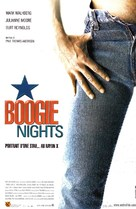 Boogie Nights - French Movie Poster (xs thumbnail)
