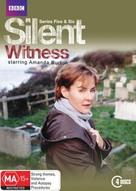"""""""Silent Witness"""" - Australian DVD movie cover (xs thumbnail)"""