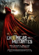 Mutant Chronicles - Mexican Movie Poster (xs thumbnail)