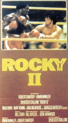 Rocky II - VHS movie cover (xs thumbnail)