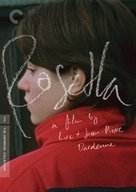 Rosetta - DVD movie cover (xs thumbnail)